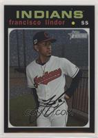 Francisco Lindor #/999