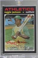 Reggie Jackson #/71