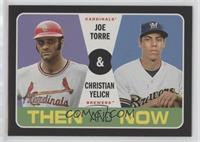 Christian Yelich, Joe Torre