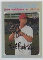 Jose Rodriguez #/571