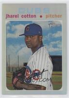 Jharel Cotton #/571