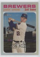 Justin Smoak #/571