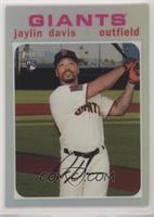 Jaylin Davis #/571