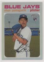 Shun Yamaguchi #/571