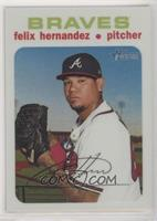 Felix Hernandez #/71