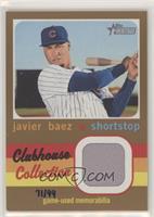 Javier Baez #/99