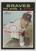 Bob Priddy #/71