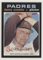 Danny Coombs #/71