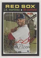 J.D. Martinez #/71
