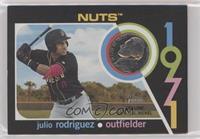 Julio Rodriguez #/99
