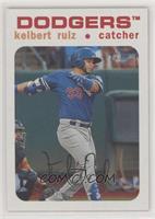 Keibert Ruiz #/50