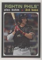 Alec Bohm