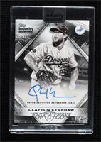 Clayton Kershaw #/1