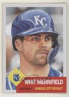 Whit Merrifield #/2,137