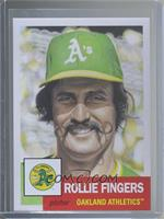 Rollie Fingers #/2,633