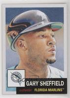 Gary Sheffield #/2,076