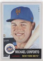 Michael Conforto #/1,808