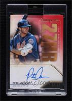 Pete Alonso [Uncirculated] #/10