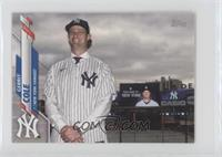 Gerrit Cole (Posed in Jersey and Tie)