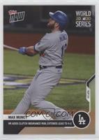 World Series - Max Muncy #/549