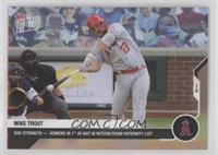 Mike Trout #/3,289