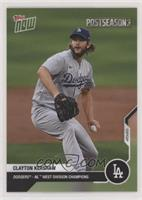 Clayton Kershaw #/638