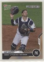 Gary Sanchez #/687