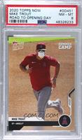Summer Camp - Mike Trout [PSA 8 NM‑MT] #/3,628