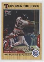 Cecil Fielder #/472