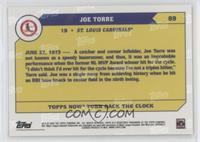 Joe Torre #/443