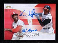 Kenny Lofton, Lou Brock #/10
