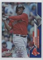 Rafael Devers [EX to NM] #/2,020