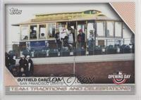 Outfield Cable Car