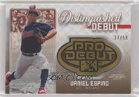 Daniel Espino #/50