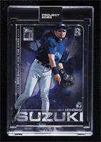 Ichiro Suzuki (Ben Baller) [Uncirculated] #/1,334