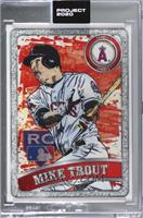Mike Trout (Blake Jamieson with Ben Baller) [Uncirculated] #/74,862