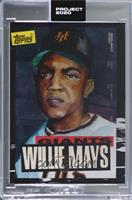 Willie Mays (Jacob Rochester) [Uncirculated] #/10,568