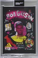 Bob Gibson (Gregory Siff) [Uncirculated] #/11,395