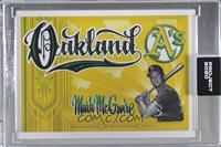 Mark McGwire (Mister Cartoon) [Uncirculated] #/9,169