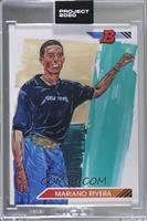 Mariano Rivera (Blake Jamieson) [Uncirculated] #/7,460