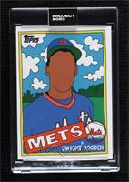 Dwight Gooden (Fucci) [Uncirculated] #/5,868