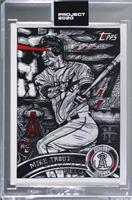 Mike Trout (JK5) [Uncirculated] #/20,961