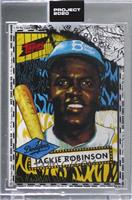 Jackie Robinson (Tyson Beck) [Uncirculated] #/6,068