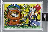 Sandy Koufax (Ermsy) [Uncirculated] #/6,385