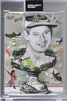 Ted Williams (Andrew Thiele) [Uncirculated] #/4,404