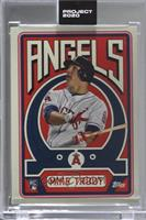 Mike Trout (Grotesk) [Uncirculated] #/11,405
