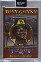 Tony Gwynn (Ben Baller) [Uncirculated] #/7,247