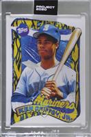 Ken Griffey Jr. (Tyson Beck) [Uncirculated] #/3,707