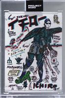 Ichiro Suzuki (Gregory Siff) [Uncirculated] #/2,961