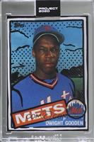 Dwight Gooden (Joshua Vides) [Uncirculated] #/1,101